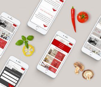 עיצוב ובניית אתר דונטלו