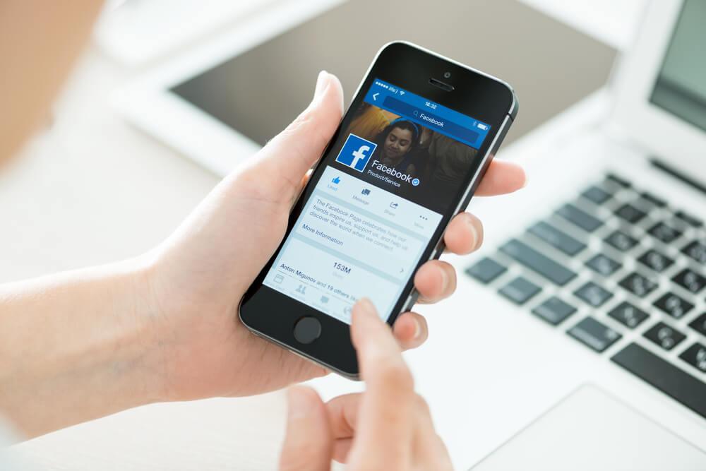 עמוד פייסבוק