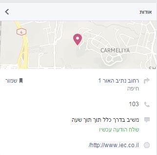 אינטרקציה פייסבוק